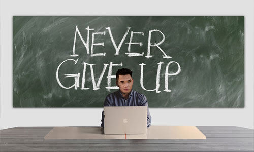 job offers never give up - 4 Things to Look for Before Giving Pre-School Journal Job Offers